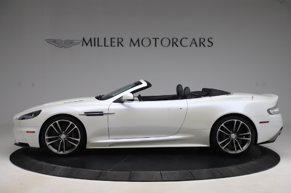 Used 2010 Aston Martin DBS Volante for sale $104,900 at Aston Martin of Greenwich in Greenwich CT 06830 2