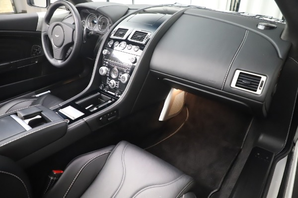 Used 2010 Aston Martin DBS Volante for sale $104,900 at Aston Martin of Greenwich in Greenwich CT 06830 27