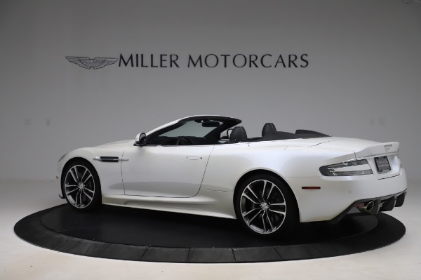 Used 2010 Aston Martin DBS Volante for sale $104,900 at Aston Martin of Greenwich in Greenwich CT 06830 3