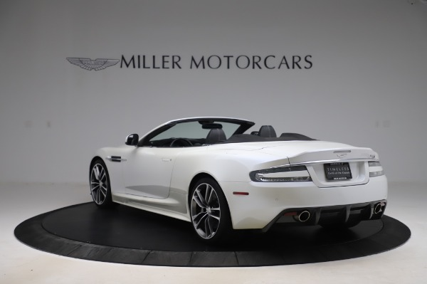 Used 2010 Aston Martin DBS Volante for sale $104,900 at Aston Martin of Greenwich in Greenwich CT 06830 4