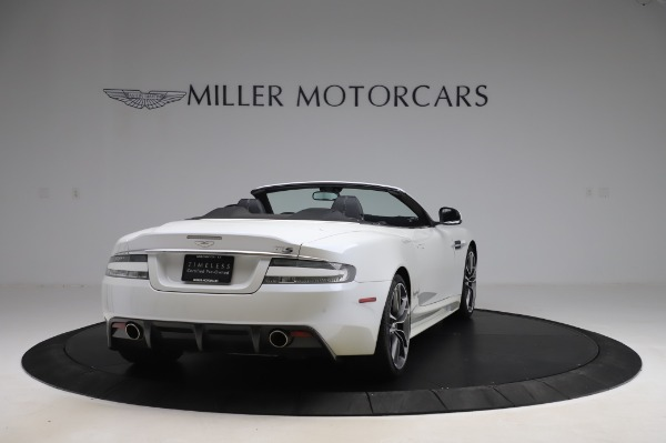 Used 2010 Aston Martin DBS Volante for sale $104,900 at Aston Martin of Greenwich in Greenwich CT 06830 6