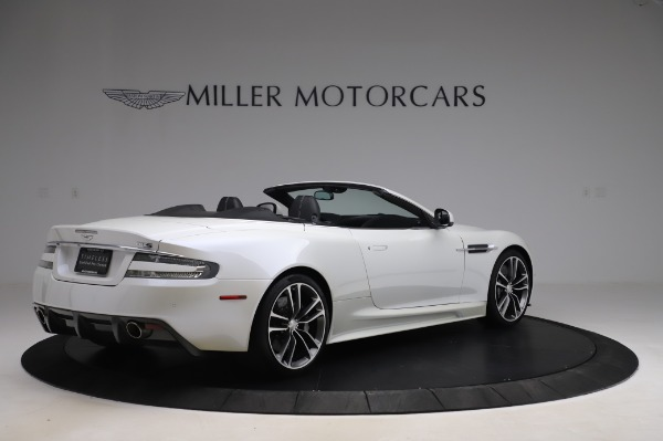 Used 2010 Aston Martin DBS Volante for sale $104,900 at Aston Martin of Greenwich in Greenwich CT 06830 7