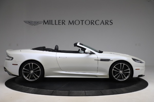 Used 2010 Aston Martin DBS Volante for sale $104,900 at Aston Martin of Greenwich in Greenwich CT 06830 8