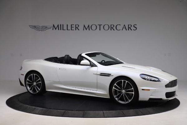Used 2010 Aston Martin DBS Volante for sale $104,900 at Aston Martin of Greenwich in Greenwich CT 06830 9