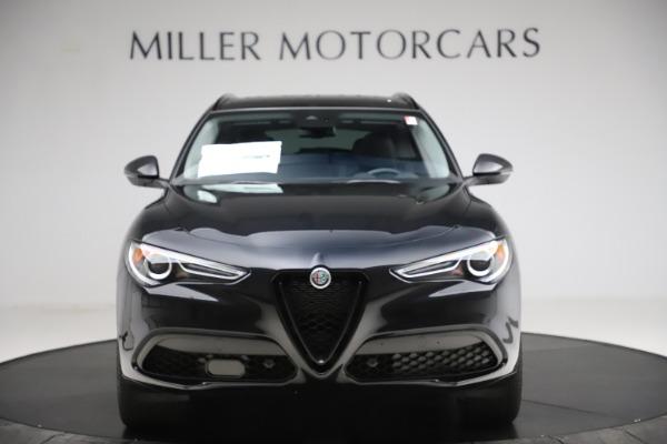 New 2020 Alfa Romeo Stelvio Ti Q4 for sale Sold at Aston Martin of Greenwich in Greenwich CT 06830 12