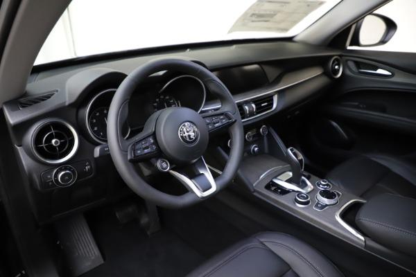 New 2020 Alfa Romeo Stelvio Ti Q4 for sale Sold at Aston Martin of Greenwich in Greenwich CT 06830 13