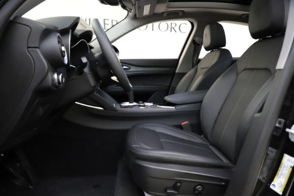 New 2020 Alfa Romeo Stelvio Ti Q4 for sale Sold at Aston Martin of Greenwich in Greenwich CT 06830 14