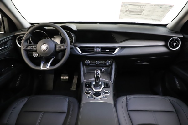 New 2020 Alfa Romeo Stelvio Ti Q4 for sale Sold at Aston Martin of Greenwich in Greenwich CT 06830 16