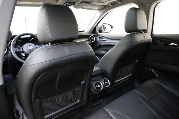 New 2020 Alfa Romeo Stelvio Ti Q4 for sale Sold at Aston Martin of Greenwich in Greenwich CT 06830 20