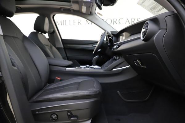 New 2020 Alfa Romeo Stelvio Ti Q4 for sale Sold at Aston Martin of Greenwich in Greenwich CT 06830 22