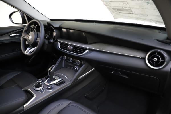 New 2020 Alfa Romeo Stelvio Ti Q4 for sale Sold at Aston Martin of Greenwich in Greenwich CT 06830 23
