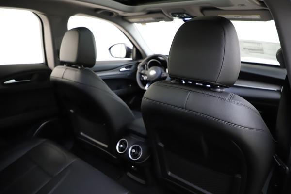 New 2020 Alfa Romeo Stelvio Ti Q4 for sale Sold at Aston Martin of Greenwich in Greenwich CT 06830 26