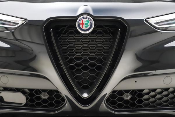New 2020 Alfa Romeo Stelvio Ti Q4 for sale Sold at Aston Martin of Greenwich in Greenwich CT 06830 27