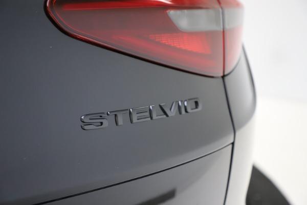 New 2020 Alfa Romeo Stelvio Ti Q4 for sale Sold at Aston Martin of Greenwich in Greenwich CT 06830 28