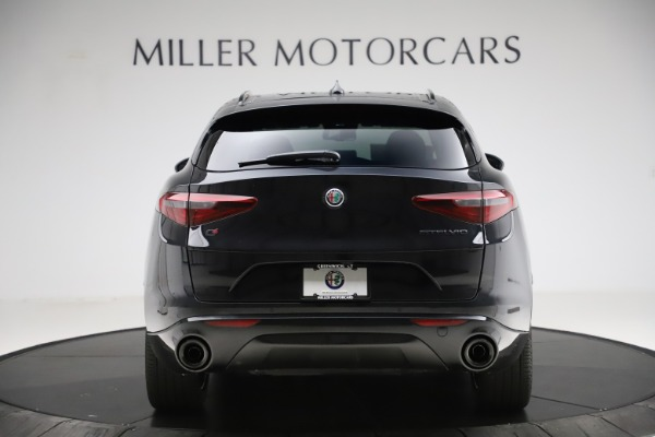 New 2020 Alfa Romeo Stelvio Ti Q4 for sale Sold at Aston Martin of Greenwich in Greenwich CT 06830 6