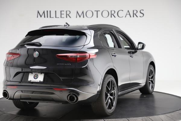 New 2020 Alfa Romeo Stelvio Ti Q4 for sale Sold at Aston Martin of Greenwich in Greenwich CT 06830 7