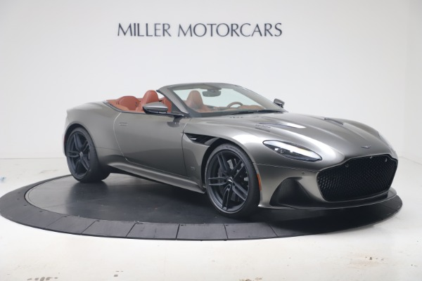 New 2020 Aston Martin DBS Superleggera Volante for sale $375,916 at Aston Martin of Greenwich in Greenwich CT 06830 10