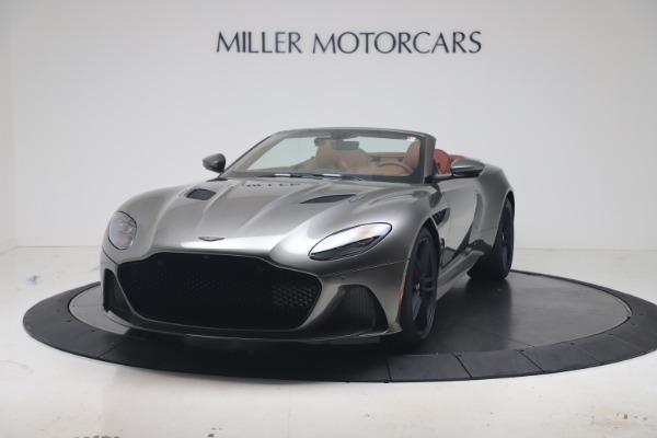 New 2020 Aston Martin DBS Superleggera Volante for sale $375,916 at Aston Martin of Greenwich in Greenwich CT 06830 12