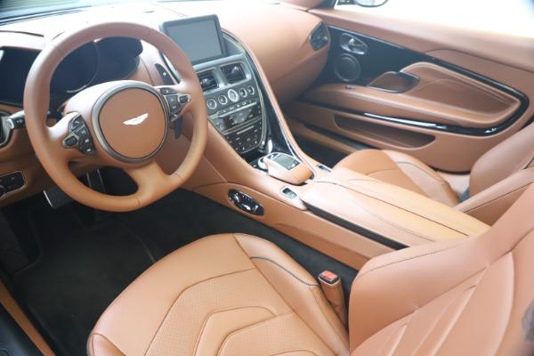 New 2020 Aston Martin DBS Superleggera Volante for sale $375,916 at Aston Martin of Greenwich in Greenwich CT 06830 13
