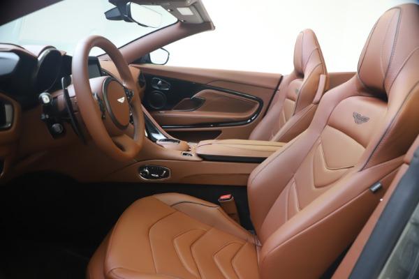 New 2020 Aston Martin DBS Superleggera Volante for sale $375,916 at Aston Martin of Greenwich in Greenwich CT 06830 14