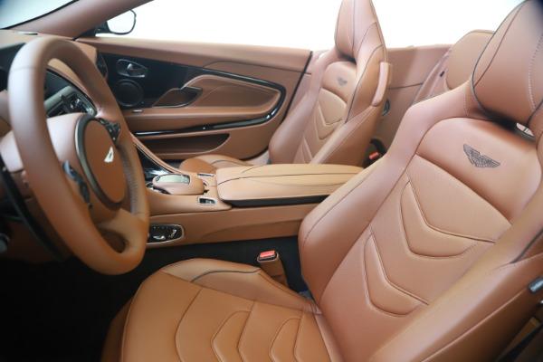 New 2020 Aston Martin DBS Superleggera Volante for sale $375,916 at Aston Martin of Greenwich in Greenwich CT 06830 15