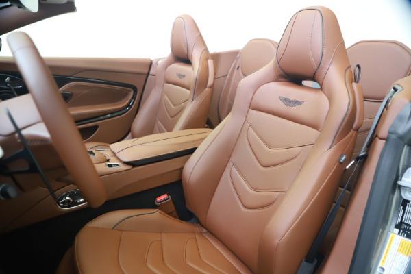 New 2020 Aston Martin DBS Superleggera Volante for sale $375,916 at Aston Martin of Greenwich in Greenwich CT 06830 16