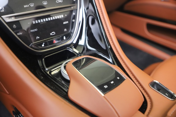 New 2020 Aston Martin DBS Superleggera Volante for sale $375,916 at Aston Martin of Greenwich in Greenwich CT 06830 20