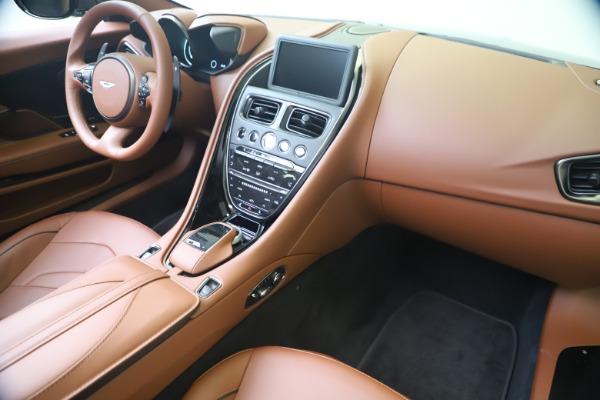 New 2020 Aston Martin DBS Superleggera Volante for sale $375,916 at Aston Martin of Greenwich in Greenwich CT 06830 21