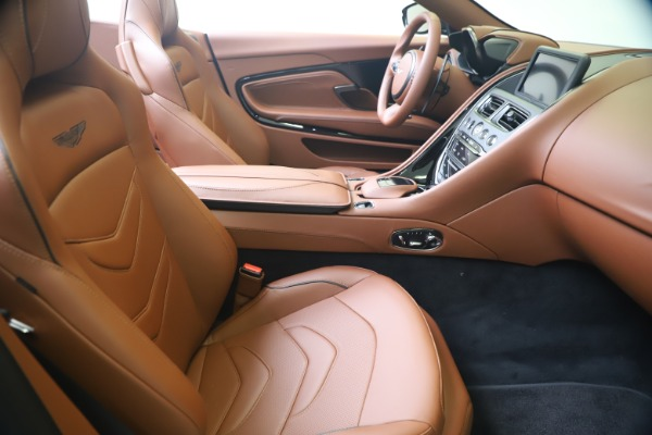 New 2020 Aston Martin DBS Superleggera Volante for sale $375,916 at Aston Martin of Greenwich in Greenwich CT 06830 22