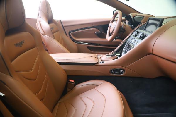 New 2020 Aston Martin DBS Superleggera Volante for sale $375,916 at Aston Martin of Greenwich in Greenwich CT 06830 23