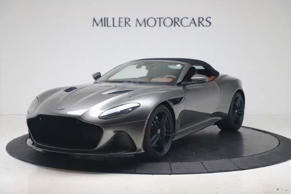New 2020 Aston Martin DBS Superleggera Volante for sale $375,916 at Aston Martin of Greenwich in Greenwich CT 06830 26