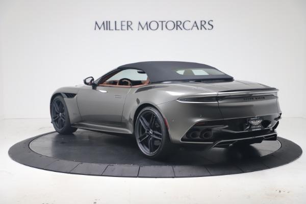 New 2020 Aston Martin DBS Superleggera Volante for sale $375,916 at Aston Martin of Greenwich in Greenwich CT 06830 28