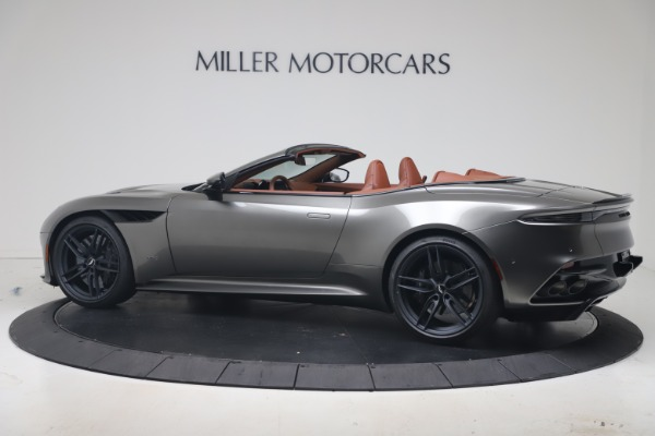 New 2020 Aston Martin DBS Superleggera Volante for sale $375,916 at Aston Martin of Greenwich in Greenwich CT 06830 3