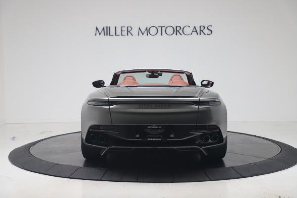New 2020 Aston Martin DBS Superleggera Volante for sale $375,916 at Aston Martin of Greenwich in Greenwich CT 06830 5