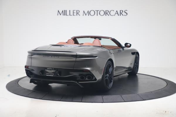 New 2020 Aston Martin DBS Superleggera Volante for sale $375,916 at Aston Martin of Greenwich in Greenwich CT 06830 6