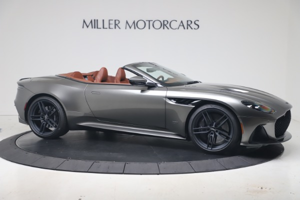 New 2020 Aston Martin DBS Superleggera Volante for sale $375,916 at Aston Martin of Greenwich in Greenwich CT 06830 9