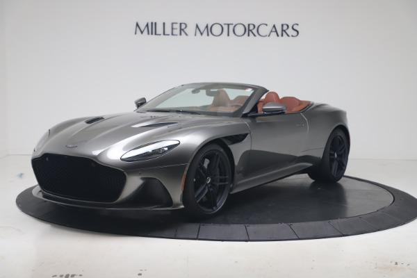 New 2020 Aston Martin DBS Superleggera Volante for sale $375,916 at Aston Martin of Greenwich in Greenwich CT 06830 1