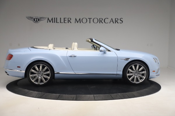 Used 2017 Bentley Continental GT Convertible W12 for sale $169,900 at Aston Martin of Greenwich in Greenwich CT 06830 10