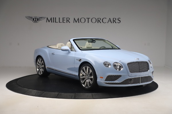Used 2017 Bentley Continental GT Convertible W12 for sale $169,900 at Aston Martin of Greenwich in Greenwich CT 06830 12