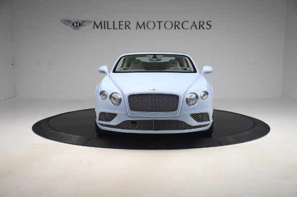 Used 2017 Bentley Continental GT Convertible W12 for sale $169,900 at Aston Martin of Greenwich in Greenwich CT 06830 13