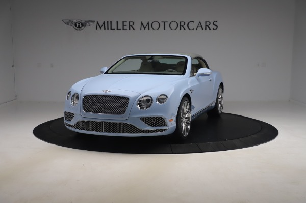 Used 2017 Bentley Continental GT Convertible W12 for sale $169,900 at Aston Martin of Greenwich in Greenwich CT 06830 14
