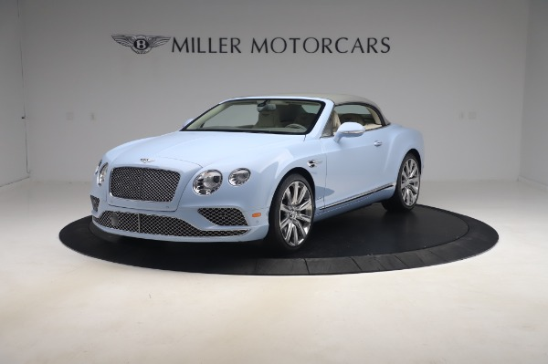 Used 2017 Bentley Continental GT Convertible W12 for sale $169,900 at Aston Martin of Greenwich in Greenwich CT 06830 15