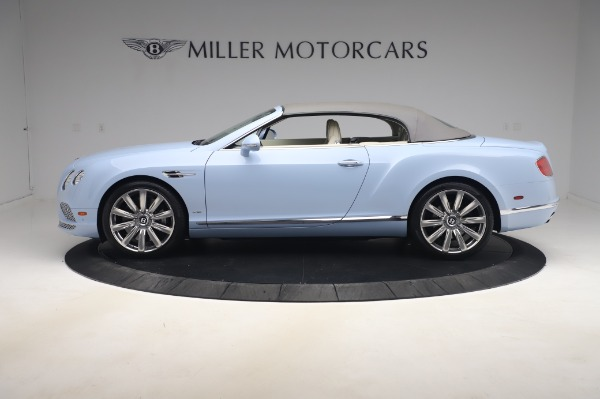 Used 2017 Bentley Continental GT Convertible W12 for sale $169,900 at Aston Martin of Greenwich in Greenwich CT 06830 16