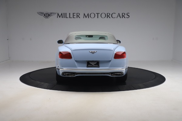 Used 2017 Bentley Continental GT Convertible W12 for sale $169,900 at Aston Martin of Greenwich in Greenwich CT 06830 19