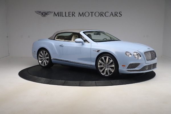 Used 2017 Bentley Continental GT Convertible W12 for sale $169,900 at Aston Martin of Greenwich in Greenwich CT 06830 23