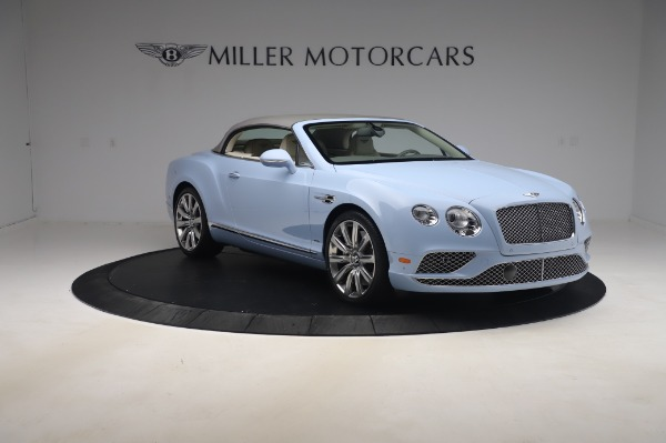Used 2017 Bentley Continental GT Convertible W12 for sale $169,900 at Aston Martin of Greenwich in Greenwich CT 06830 24