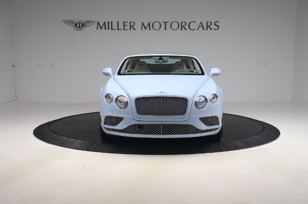 Used 2017 Bentley Continental GT Convertible W12 for sale $169,900 at Aston Martin of Greenwich in Greenwich CT 06830 25