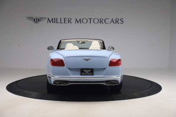 Used 2017 Bentley Continental GT Convertible W12 for sale $169,900 at Aston Martin of Greenwich in Greenwich CT 06830 6