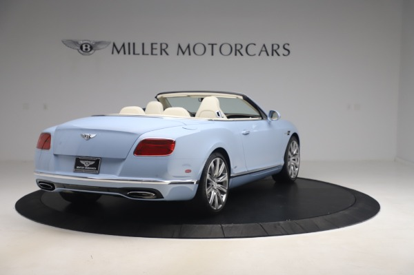 Used 2017 Bentley Continental GT Convertible W12 for sale $169,900 at Aston Martin of Greenwich in Greenwich CT 06830 7