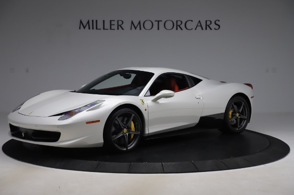 Used 2013 Ferrari 458 Italia for sale $229,900 at Aston Martin of Greenwich in Greenwich CT 06830 2